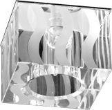 Lampa sufitowa Spotlight Wpust kostka chromowany Spotlight Cristaldream 5130101 min. 50% taniej