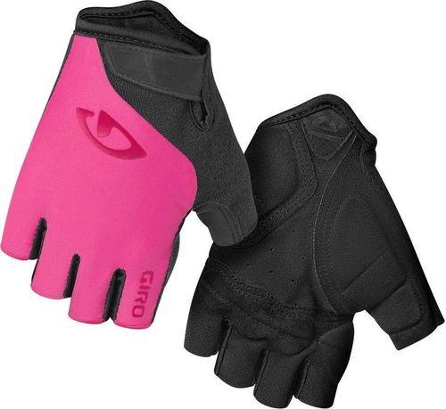 GIRO Rękawiczki damskie GIRO JAG'ETTE krótki palec magenta roz. L (obwód dłoni 190-204 mm / dł. dłoni 185-195 mm) (NEW)