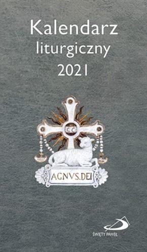 Edycja Świętego Pawła Kalendarz 2021 Kieszonkowy liturgiczny