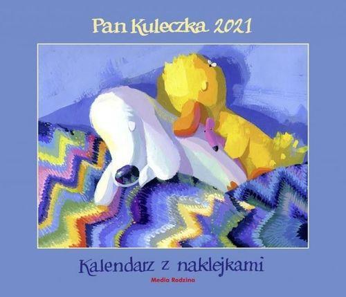 Media Rodzina Kalendarz 2021 Pan Kuleczka