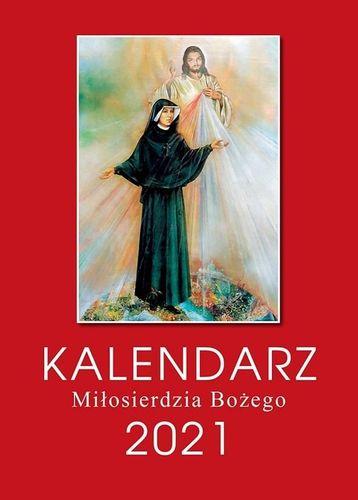 Promic Kalendarz Miłosierdzia Bożego 2021 kieszonkowy