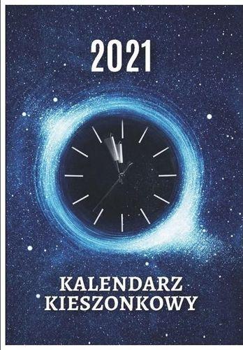 Wydawnictwo Duszpasterstwa Rolników Kalendarz 2021 Kieszonkowy