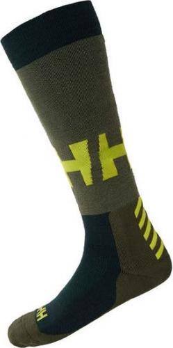 Helly Hansen Skarpety Alpine Sock Medium Scarab Green r. 39-41