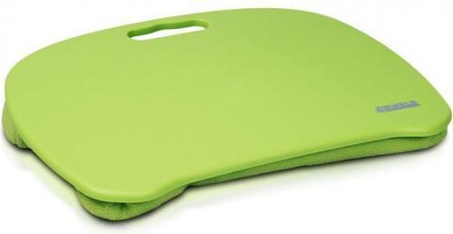 4World Podstawka do notebooka 15.6'' Zielona  (10002)