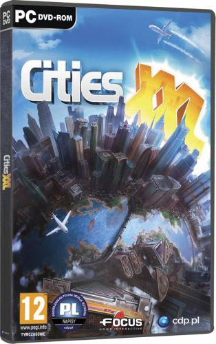 Cities XXL PC (napisy PL)