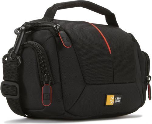 Torba Case Logic na aparat kompaktowy  czarny (EDCB305K)