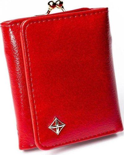 Milano Design Milano Design mały portfel z sekcją na monety na bigiel uniwersalny