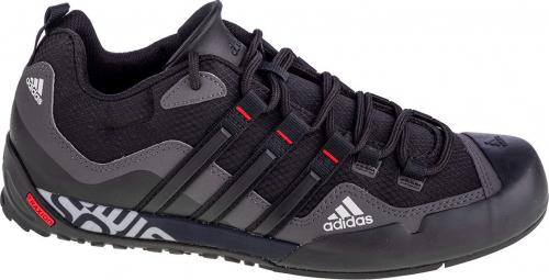 Adidas Buty męskie Terrex Swift Solo czarne r. 43 1/3 (FX9323)
