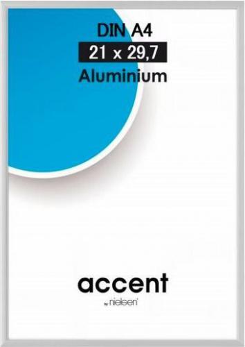 Ramka Nielsen Design 21x29,7 A4 Aluminium  (52124)