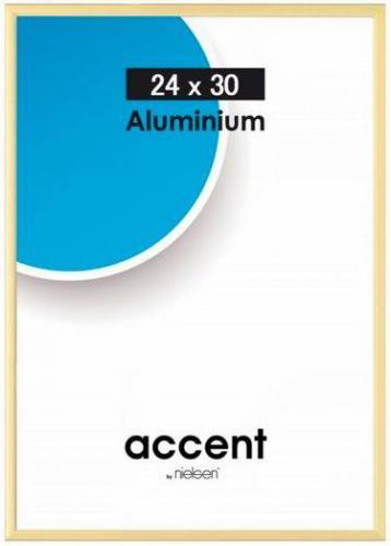 Ramka Nielsen Design 24x30 Aluminium Złoty (52221)