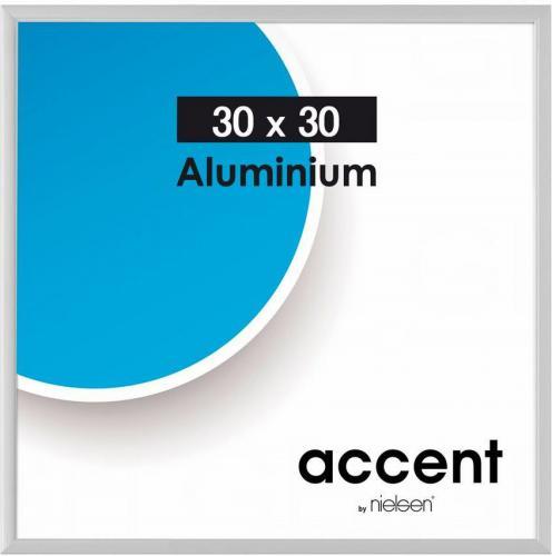 Ramka Nielsen Design 30x30 Aluminium Szara (54124)