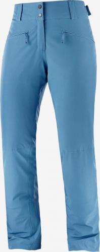 Salomon Spodnie narciarskie damskie Edge Pant Copen Blue r. L