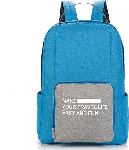 Małpa World Plecak składany - podróżny, miejski, praktyczny - kolory!