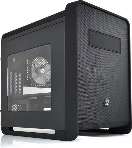 Obudowa SilentiumPC Alea M50 Pure Black (SPC105)