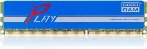Pamięć GoodRam DDR3 PLAY 4GB 1600MHz CL9  (GYB1600D364L9S/4G)