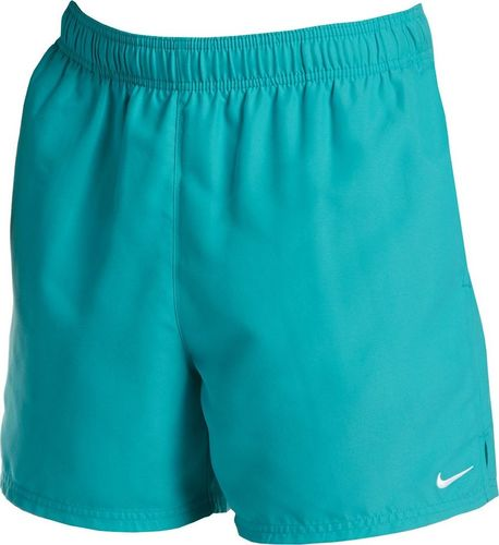 Nike Spodenki kąpielowe męskie Nike 7 Volley turkusowe NESSA559 376 : Rozmiar - M