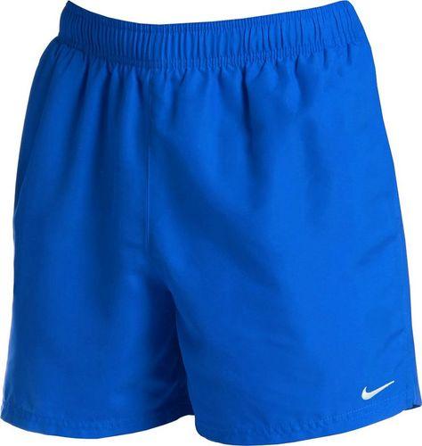Nike Spodenki kąpielowe męskie Nike Essential niebieskie NESSA560 494 : Rozmiar - S