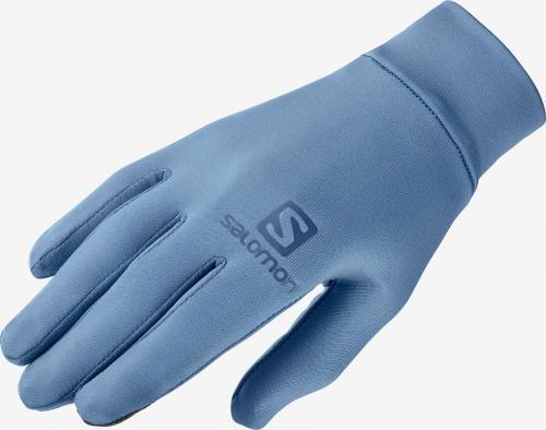 Salomon Rękawiczki sportowe Agile Warm Glove U Copen Blue r. XL