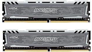 Pamięć Ballistix DDR4 Sport LT 8GB/2400(2*4GB) (BLS2C4G4D240FSB)