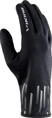 Viking Rękawiczki sportowe Bjornen Multifunction czarne r. 8
