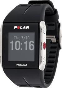 Polar V800 HR CZARNY
