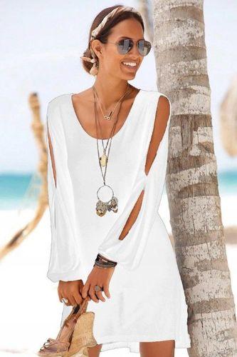 Alexiss Letnia tunika plażowa