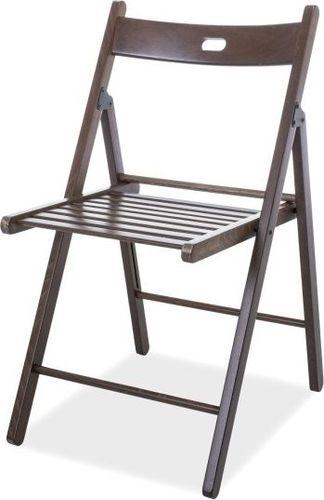 SELSEY Krzesło Tarragon orzech