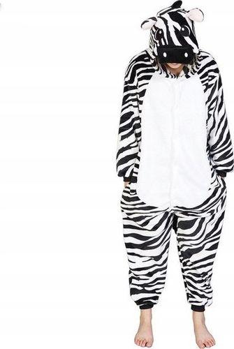 Pan i Pani Gadżet Onesie zebra
