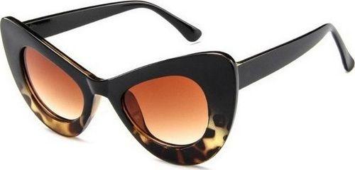 Pan i Pani Gadżet Okulary przeciwsłoneczne retro muchy