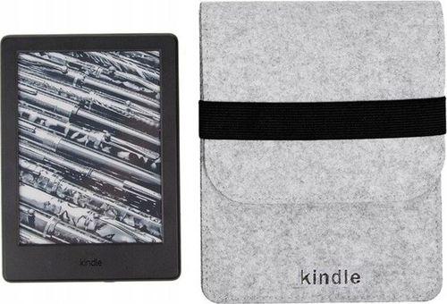 Pokrowiec Pan i Pani Gadżet Etui do Amazon Kindle filcowe