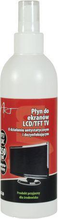 ART Płyn do czyszczenia ekranów LCD, 250ml (CZART AS-20)