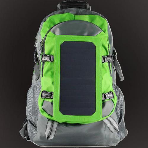 PowerNeed Plecak z ładowarką solarną 6,5W (SBS12)