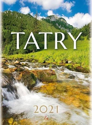 Artsezon Kalendarz 2021 Ścienny Tatry ARTSEZON
