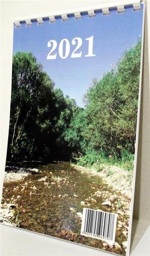 Prolog Kalendarz 2021 Biurkowy pionowy PROLOG