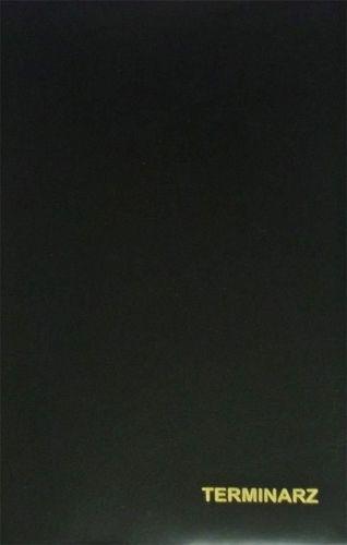 Prolog Terminarz 2021 A6 Czarny PROLOG