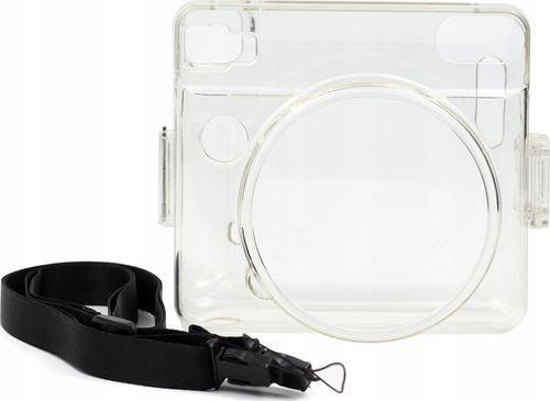 Pokrowiec LoveInstant Pokrowiec Futerał Etui Do Fujifilm Instax Square Sq6 - Przezroczysty