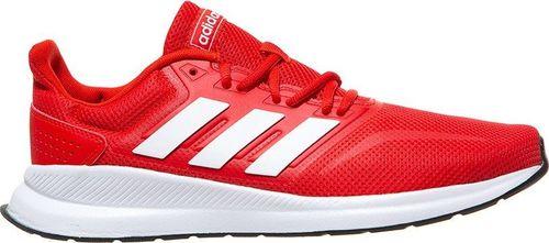 Adidas Buty adidas Runfalcon F36202 czerwień 48