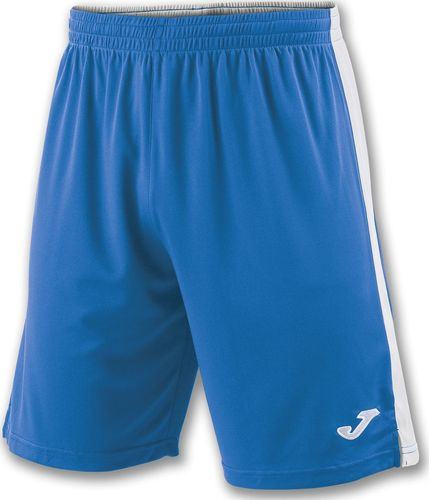 Joma sport Spodenki piłkarskie Joma Tokio II 100684.702 niebiesko-biały XL
