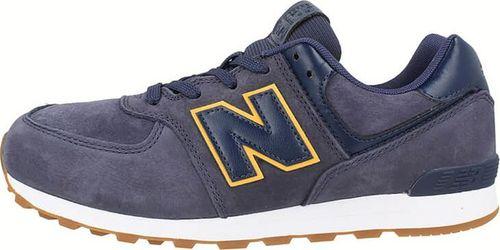 New Balance New Balance 574 GC574PNY - Sneakersy damskie 36