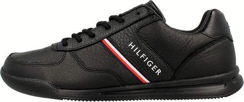 Tommy Hilfiger Tommy Hilfiger Lightweight Leather Mix Sneaker - Sneakersy męskie 40