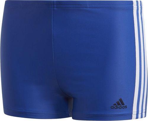 Adidas Kąpielowki adidas Fit BX 3S Y GE2034 GE2034 niebieski 140 cm