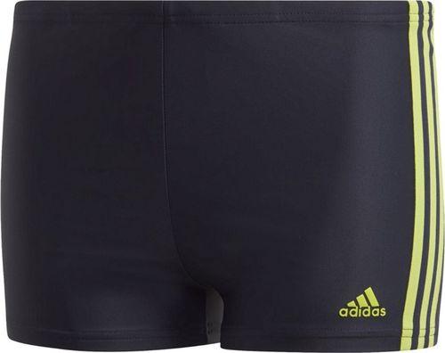 Adidas Kąpielowki Fit BX 3S Y GE2035 czarny 128 cm