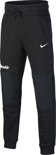 Nike Spodnie Nike Air Jr CU9205 010 CU9205 010 czarny S (128-137cm)