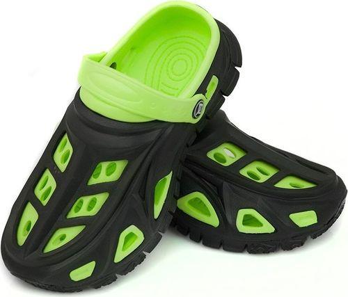Aqua-Speed Dziecięce, młodzieżowe klapki basenowe MIAMI zielone Aqua-Speed Rozmiar 30
