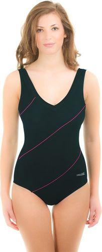 Aqua-Speed Strój kąpielowy jednoczęściowy SOPHIE Aqua-Speed Kolor grafitowo-różowy