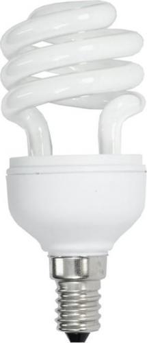 Świetlówka ART ''spirala'', 11W, E14, 6.5mm,  (tradyc. żar. 60W) (OŚ ART 5003040)