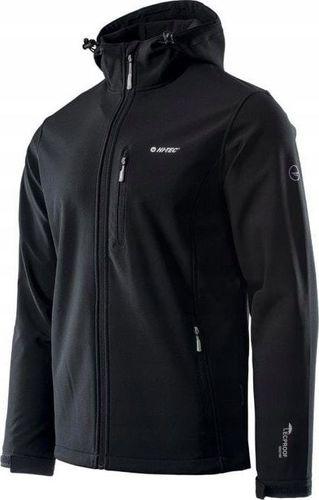 Hi-Tec Kurtka Caen softshell czarna r. XL
