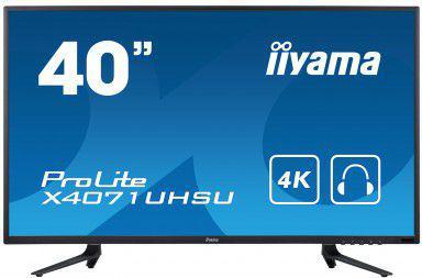Monitor iiyama X4071UHSU-B1