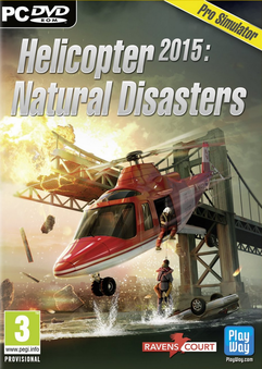 Helicopter Simulator 2015 Natural Disasters