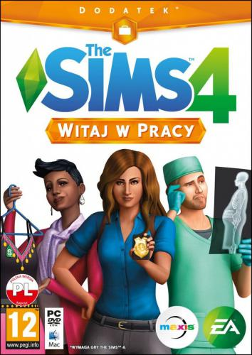 The Sims 4 Witaj w Pracy